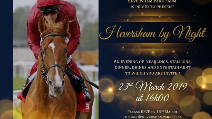 Heversham by Night, 23 March 2019