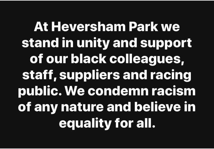 Against racism!