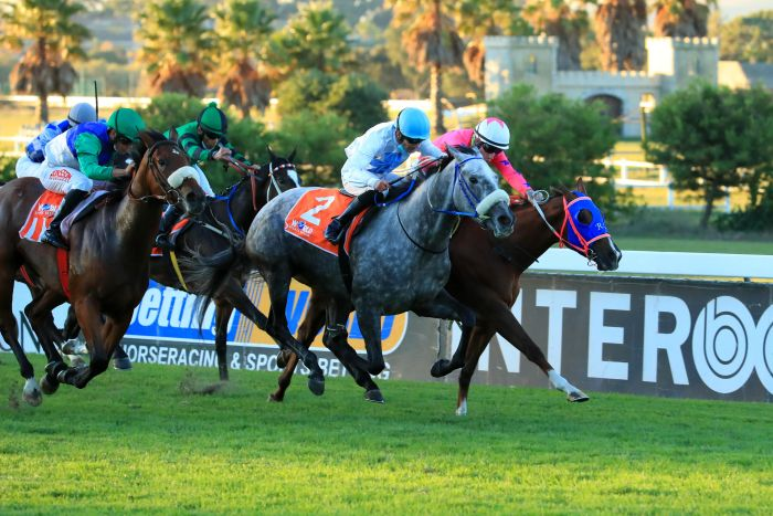 Game Snow Dragon gets her Maiden win