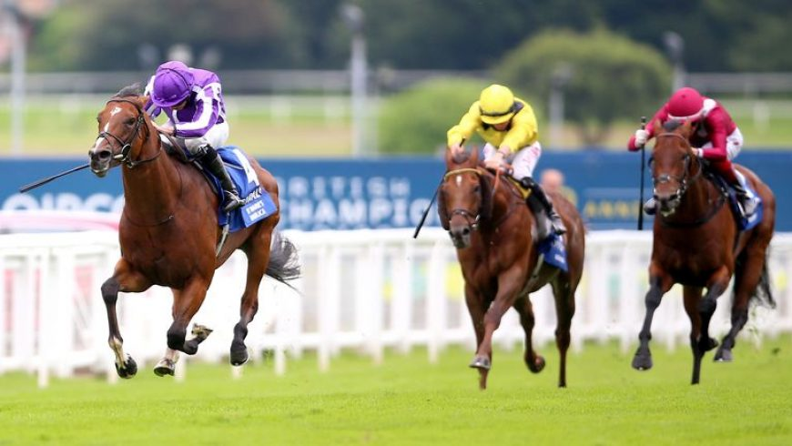 Pivotal blood to the fore in Coral-Eclipse